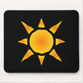 """Mousemat - Design : """"Sunny"""" Mouse Pad"""