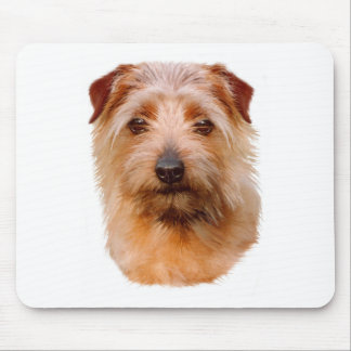 Mousemat : Norfolk Terrier dog Mouse Pad