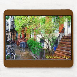 Mousepad 1 - Greenwich Village, NYC