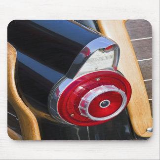 Mousepad - 50s' Auto Tailfin Tail Light