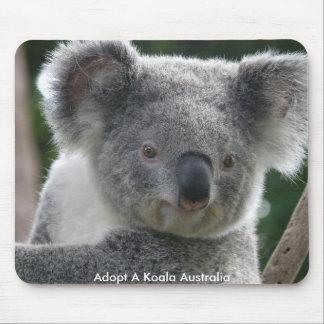 Mousepad Adopt A Koala Australia Mousepad