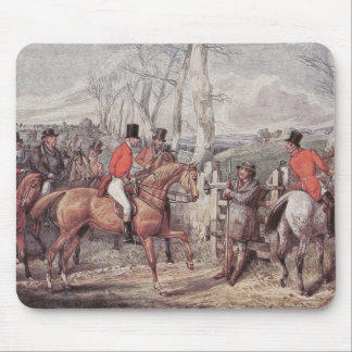 mousepad Alken, Henry (1785-1851) - Old Sporting