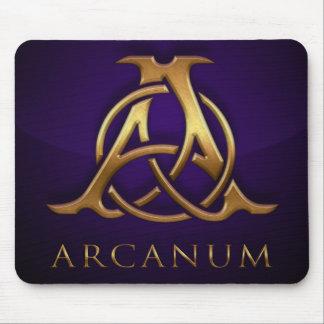 Mousepad Arcanum Logo/Blue