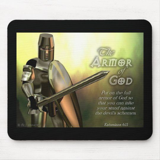 Mousepad Armour of GOD