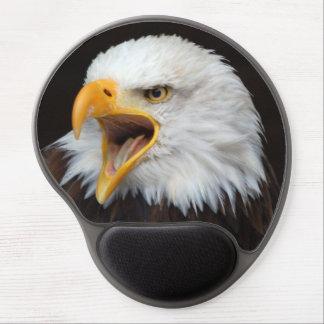 Mousepad bald eagle/photo Jean Louis Glineur
