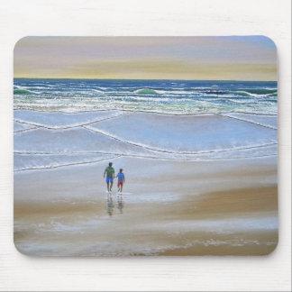 Mousepad ~ Beach Walk