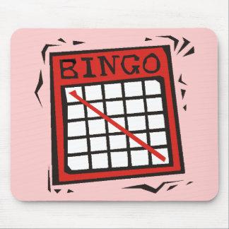 Mousepad - Bingo