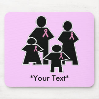 Mousepad - Breast Cancer Support