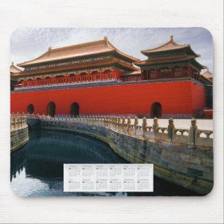 Mousepad Calendar 2013