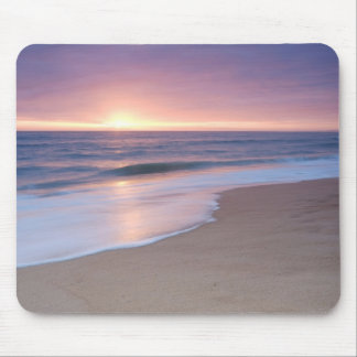 MousePad: Calm Beach Waves Mouse Pad