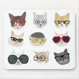 Mousepad Cats