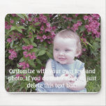 *MOUSEPAD: Customize that perfect gift!