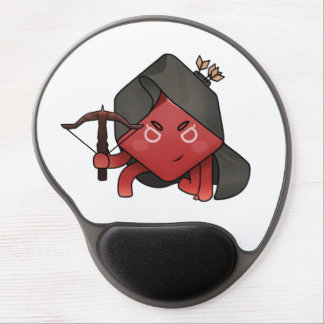 Mousepad D6 the Rogue Gel Mouse Pad