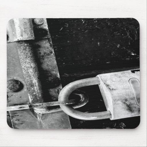 Mousepad de LockT Tapis De Souris
