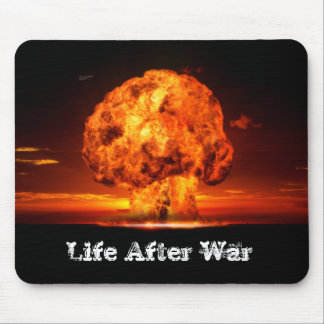 Mousepad - Explosion and Fireball - Life After War
