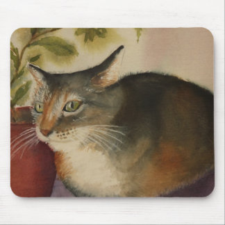 MOUSEPAD - French Cat