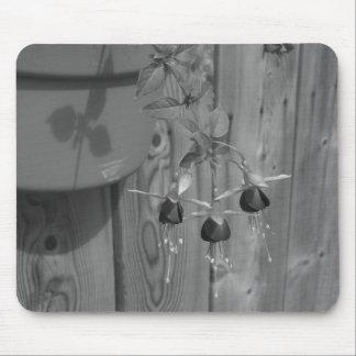 Mousepad fuchsia tapis de souris