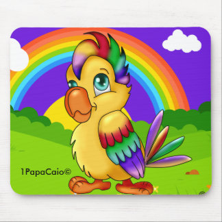 Mousepad Gel 1PapaCaio© Rainbow