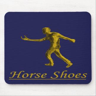 MousePad Gold Shoes