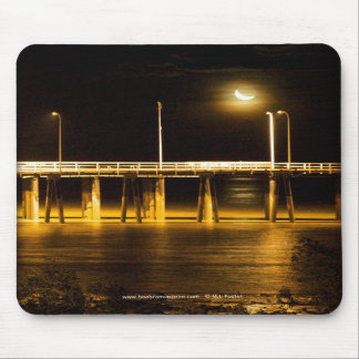 Mousepad - Moonlit Pier