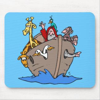 Mousepad - Noah's Ark