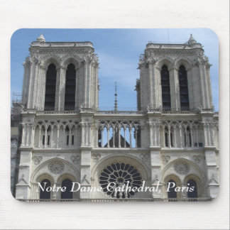 Mousepad--Notre Dame Cathedral Mouse Pad