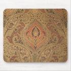 Mousepad--Orange Fabric Mouse Pad