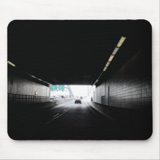 Mousepad PHOTOGRAPH OF TUNNEL