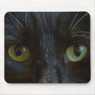 Mousepad : Plots réflectorisés noirs Tapis De Souris