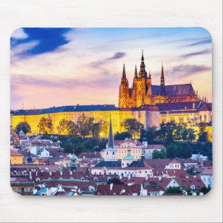 Mousepad Prague