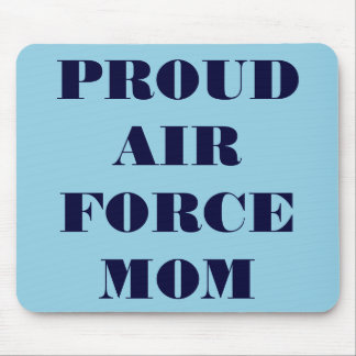 Mousepad Proud Air Force Mom