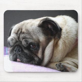 Mousepad pug Carlin Pug