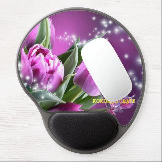 Mousepad (PURPLE BUTTERFLY FLOWERS)