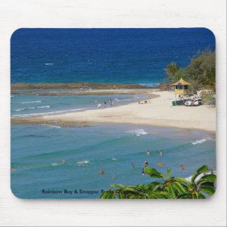 Mousepad Rainbow Bay & Snapper Rocks Queensland 2