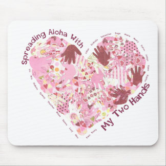 Mousepad: Spreading Aloha Mouse Pad