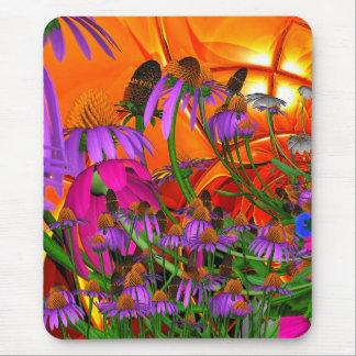 Mousepad Sunshine Flowers