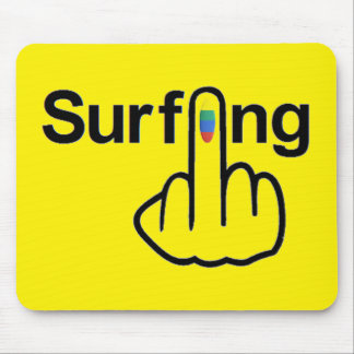 Mousepad Surfing Flip