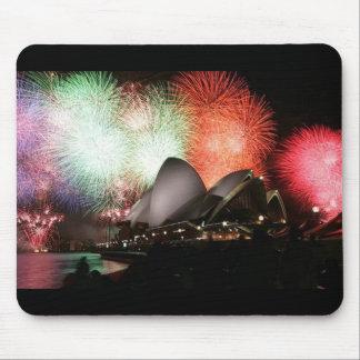 Mousepad-Sydney Opera House Mouse Pad