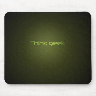 "Mousepad «Think Geek "" Tapis De Souris"
