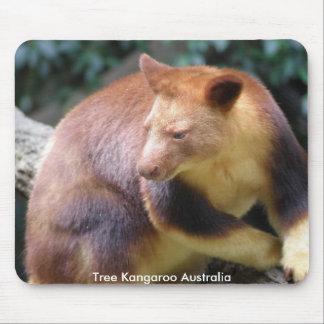 Mousepad Tree Kangaroo Australia Mousepad