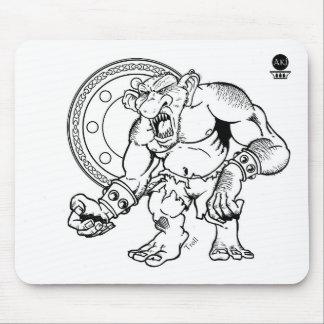 Mousepad troll Aki Yggdrasil
