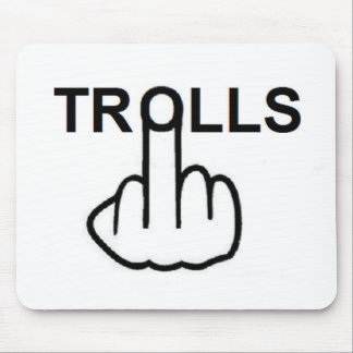 Mousepad Trolls Flip