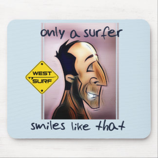 Mousepad West Surf vi