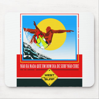 Mousepad West Surf vii
