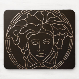 Mousepad with logo by Peter Virgancz