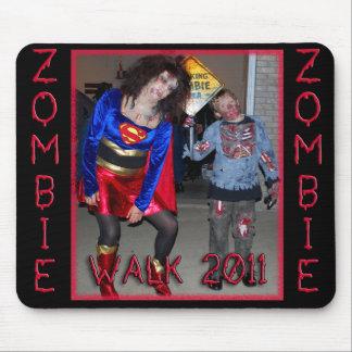 Mousepad Zombie Walk 2011