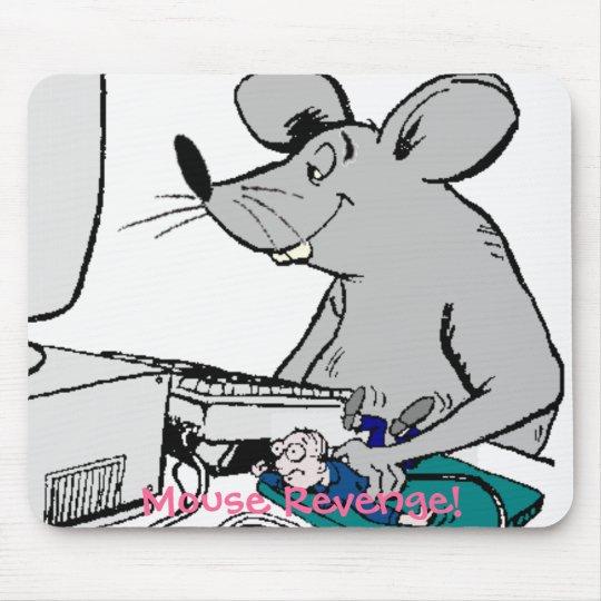 MouseRevenge! Mouse Pad