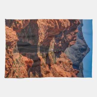 Mouses Tank Road - Valley Of Fire - Nevada Towels
