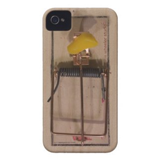 mousetrap iphone case