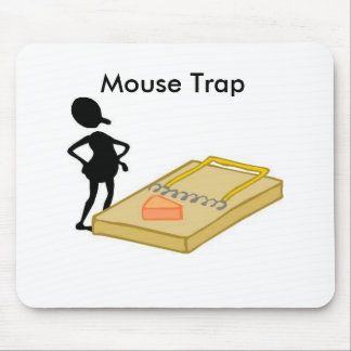 MouseTrap, Mouse Trap Mouse Pad